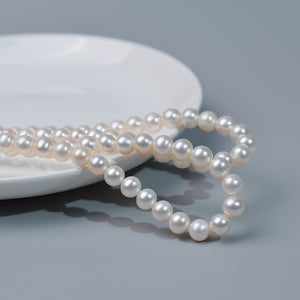 Duo Pearl Necklaces