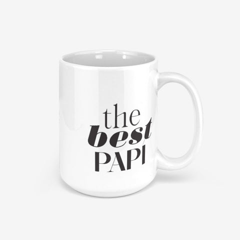 The Best Papi Coffee Mug