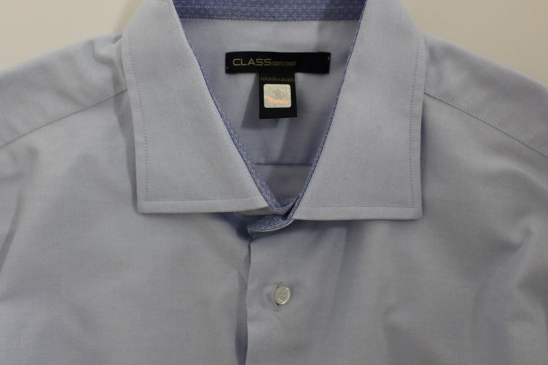 Light blue cotton shirt