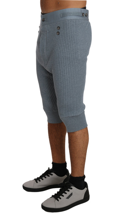 Cotton Stretch Bermuda Thermal Bottoms