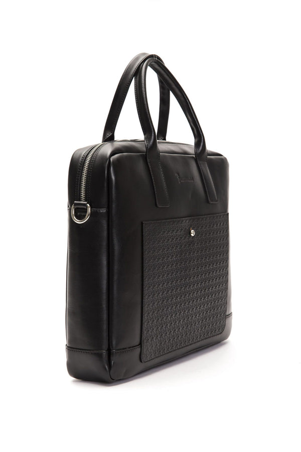 Nero Black Briefcase