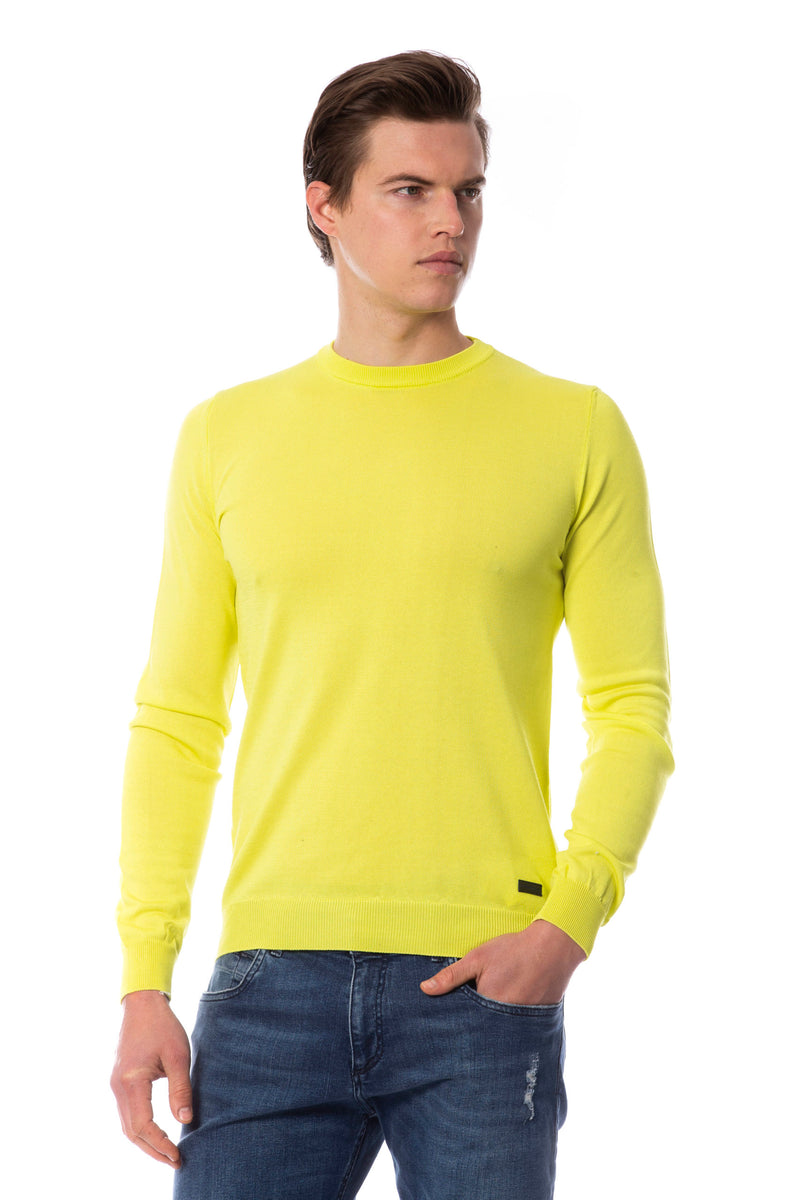 Y Lime Sweater