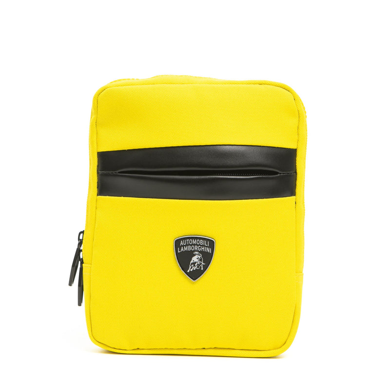 Giallo Yellow Messenger Bag