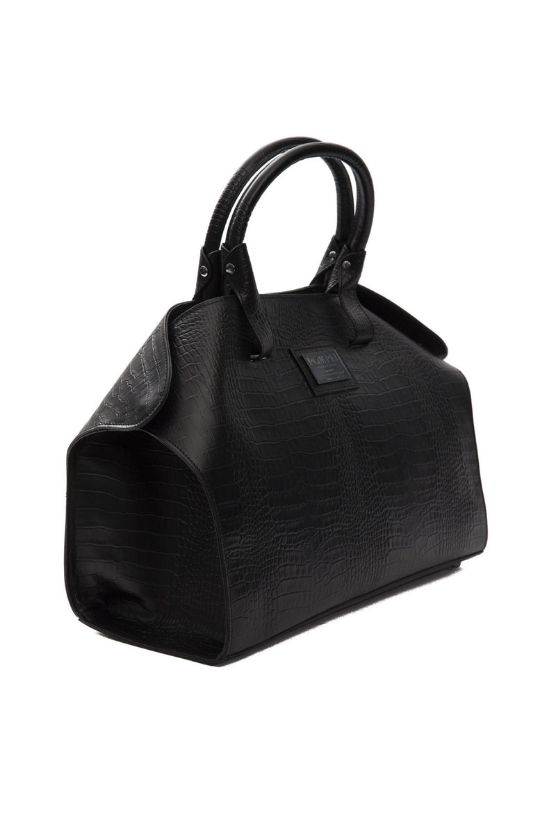Nero Black Handbag