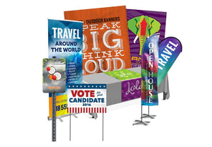 Houma Package - Louisiana Sign Guy | Signs, Cards, Billboards, and Brochures