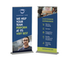 Trade Show Retractable Banner Stands - Louisiana Sign Guy | Signs, Cards, Billboards, and Brochures