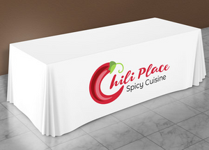 Restaurant Table Clothes - Louisiana Sign Guy | Signs, Cards, Billboards, and Brochures