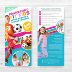 School Brochures - Louisiana Sign Guy | Signs, Cards, Billboards, and Brochures