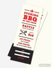 Restaurant Raffle Tickets - Louisiana Sign Guy | Signs, Cards, Billboards, and Brochures