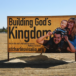 Church/Religious Billboard - Louisiana Sign Guy | Signs, Cards, Billboards, and Brochures