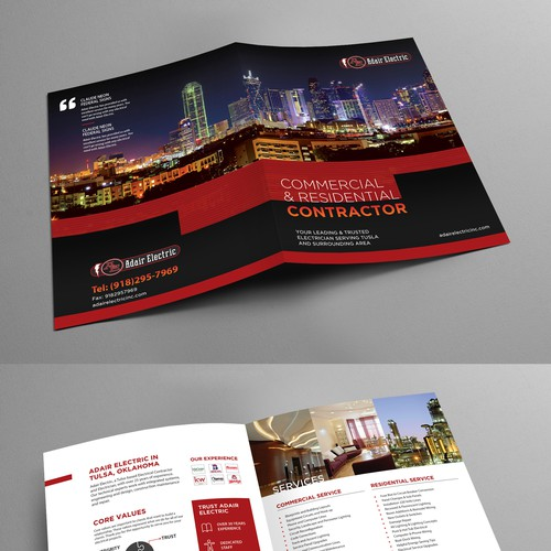 Industrial/Refinery Brochures - Louisiana Sign Guy | Signs, Cards, Billboards, and Brochures