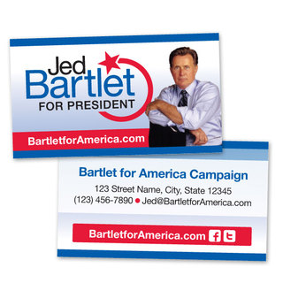 Political/Campaign Palm Cards - Louisiana Sign Guy | Signs, Cards, Billboards, and Brochures