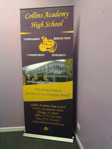 School Retractable Banners - Louisiana Sign Guy | Signs, Cards, Billboards, and Brochures
