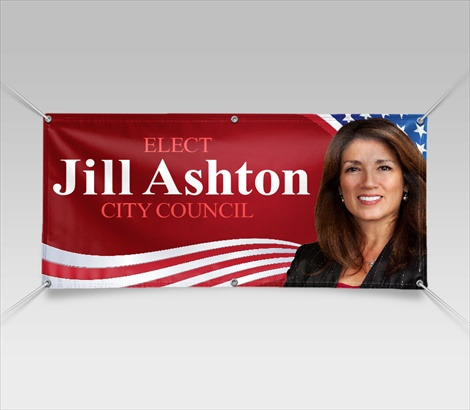 Political/Campaign Banners - Louisiana Sign Guy | Signs, Cards, Billboards, and Brochures