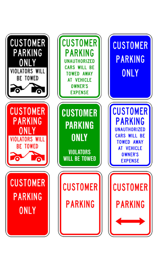 Office/Business Aluminum Signs - Louisiana Sign Guy | Signs, Cards, Billboards, and Brochures