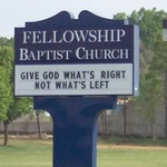 Church Marquee Signs - Louisiana Sign Guy | Signs, Cards, Billboards, and Brochures