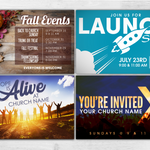 Church Postcards - Louisiana Sign Guy | Signs, Cards, Billboards, and Brochures