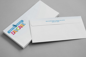 School Envelopes - Louisiana Sign Guy | Signs, Cards, Billboards, and Brochures