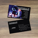 Industrial/Refinery Palm Cards - Louisiana Sign Guy | Signs, Cards, Billboards, and Brochures