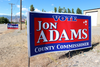 Political/Campaign Highway signs - Louisiana Sign Guy | Signs, Cards, Billboards, and Brochures