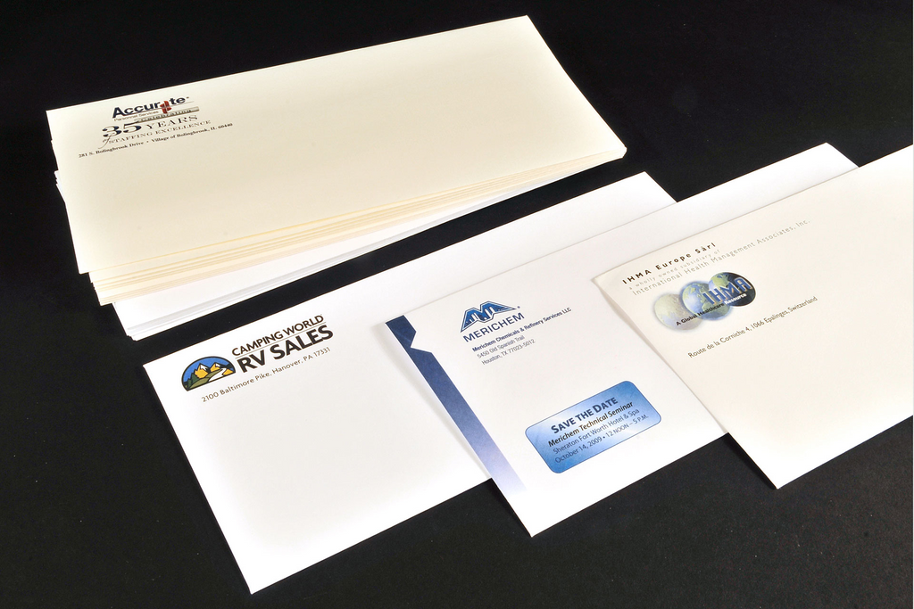 Industrial/Refinery Envelopes - Louisiana Sign Guy | Signs, Cards, Billboards, and Brochures