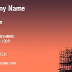 Industrial/Refinery Business Cards - Louisiana Sign Guy | Signs, Cards, Billboards, and Brochures