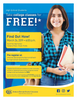School Direct Mail Flyers - Louisiana Sign Guy | Signs, Cards, Billboards, and Brochures