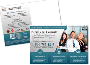 Business Post Cards - Louisiana Sign Guy | Signs, Cards, Billboards, and Brochures
