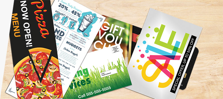 Business Direct Mail flyers - Louisiana Sign Guy | Signs, Cards, Billboards, and Brochures