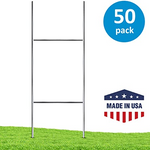 Political/Campaign Step Stake/Wire Stand - Louisiana Sign Guy | Signs, Cards, Billboards, and Brochures