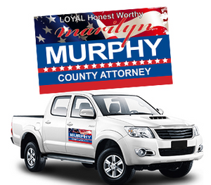 Political/Campaign Magnetic Signs - Louisiana Sign Guy | Signs, Cards, Billboards, and Brochures