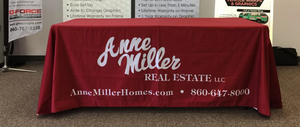 Real Estate Table Cloth - Louisiana Sign Guy | Signs, Cards, Billboards, and Brochures
