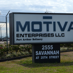 Industrial/Refinery Marquee Signs - Louisiana Sign Guy | Signs, Cards, Billboards, and Brochures