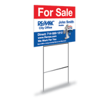 step stake (sign holders) - Louisiana Sign Guy | Signs, Cards, Billboards, and Brochures