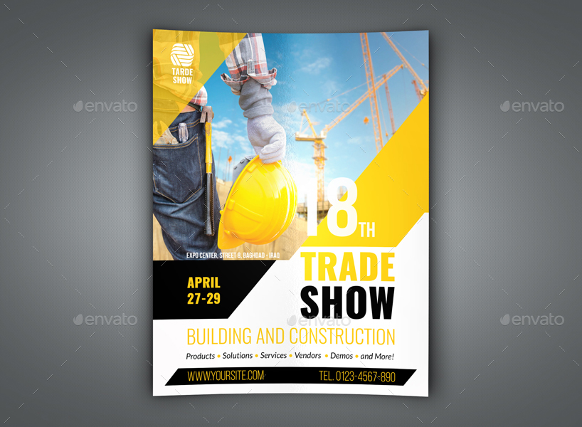 Trade Show Posters - Louisiana Sign Guy | Signs, Cards, Billboards, and Brochures