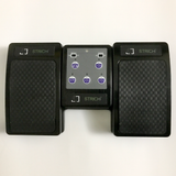 Bluetooth twin pedal