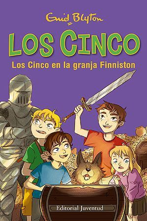 Los Cinco en la granja Finniston #18