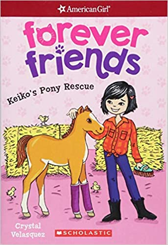 Forever Friends: Keiko's Pony Rescue