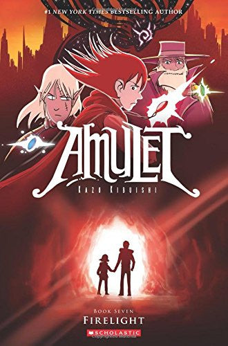 Amulet: Firelight. Book 7