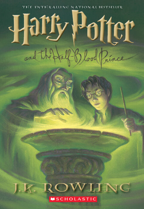 Harry Potter and the Half–Blood Prince