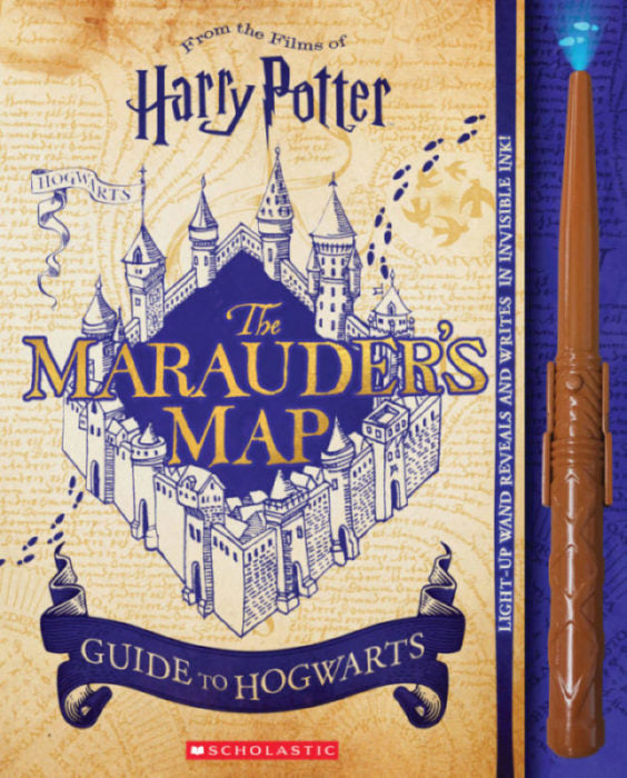 Harry Potter: Marauder's Map Guide to Hogwarts