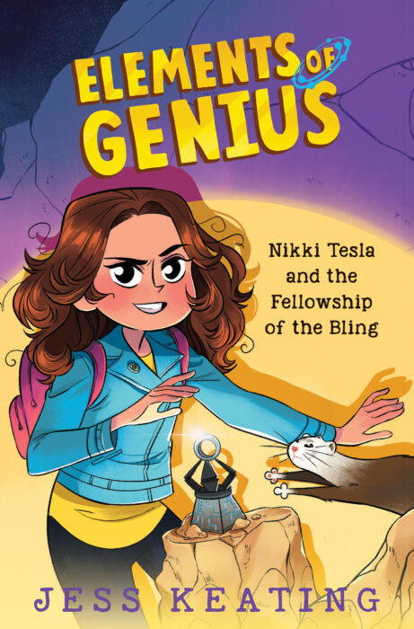 Elements of Genius: Nikki Tesla and the Fellowhip of the Bling