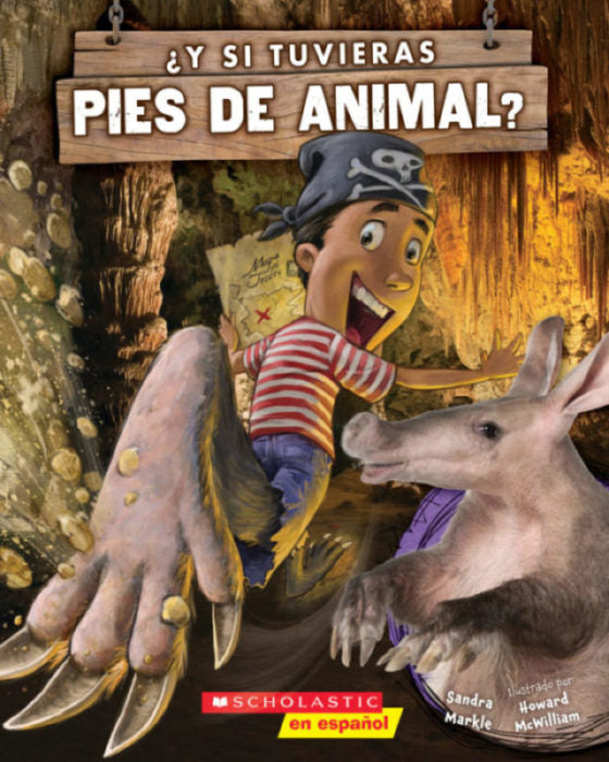 ¿Y si tuvieras pies de animal?