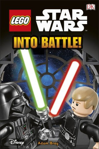 Lego Star Wars Into Battle!