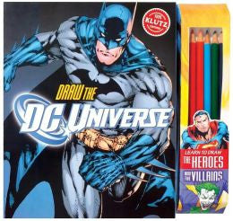 Draw the DC Universe