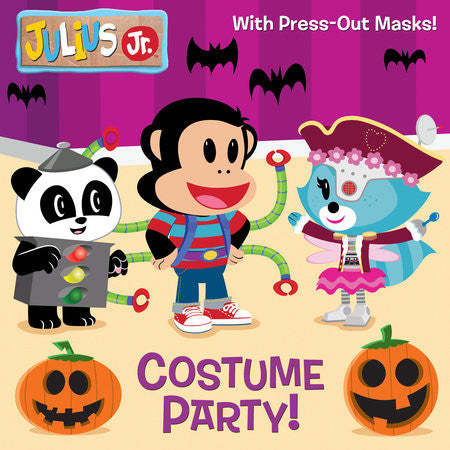 Costume Party! (Julius Jr.)