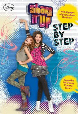 Shake It Up Step by Step