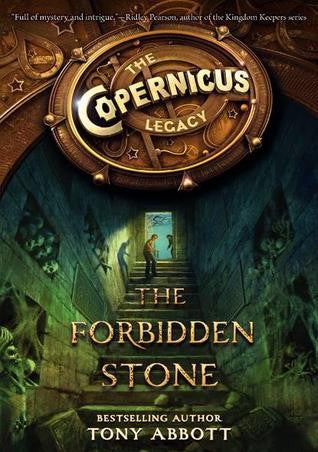 The Copernicus Legacy #1: The Forbidden Stone