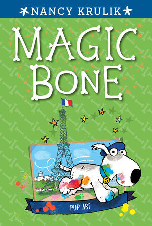 Magic Bone #9: Pup Art