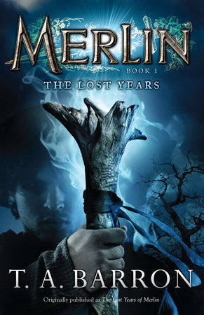 Merlin #1: The Lost Years